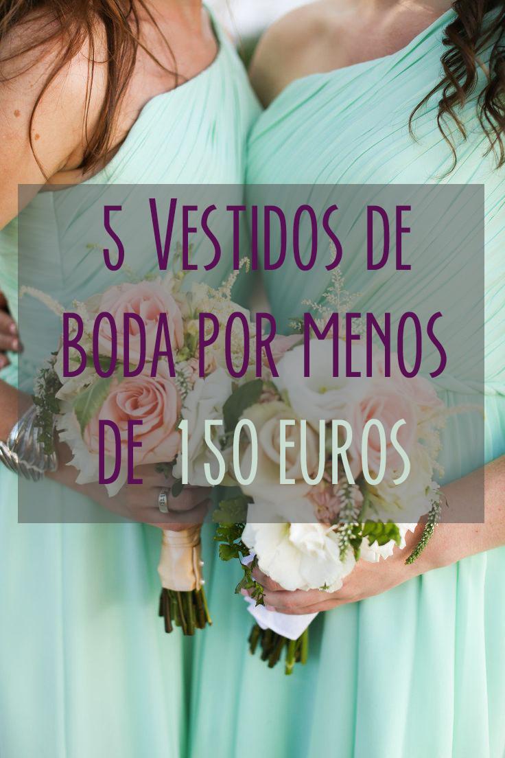 Vestidos para ir de boda – Vestidos para bodas que harán que seas la ...